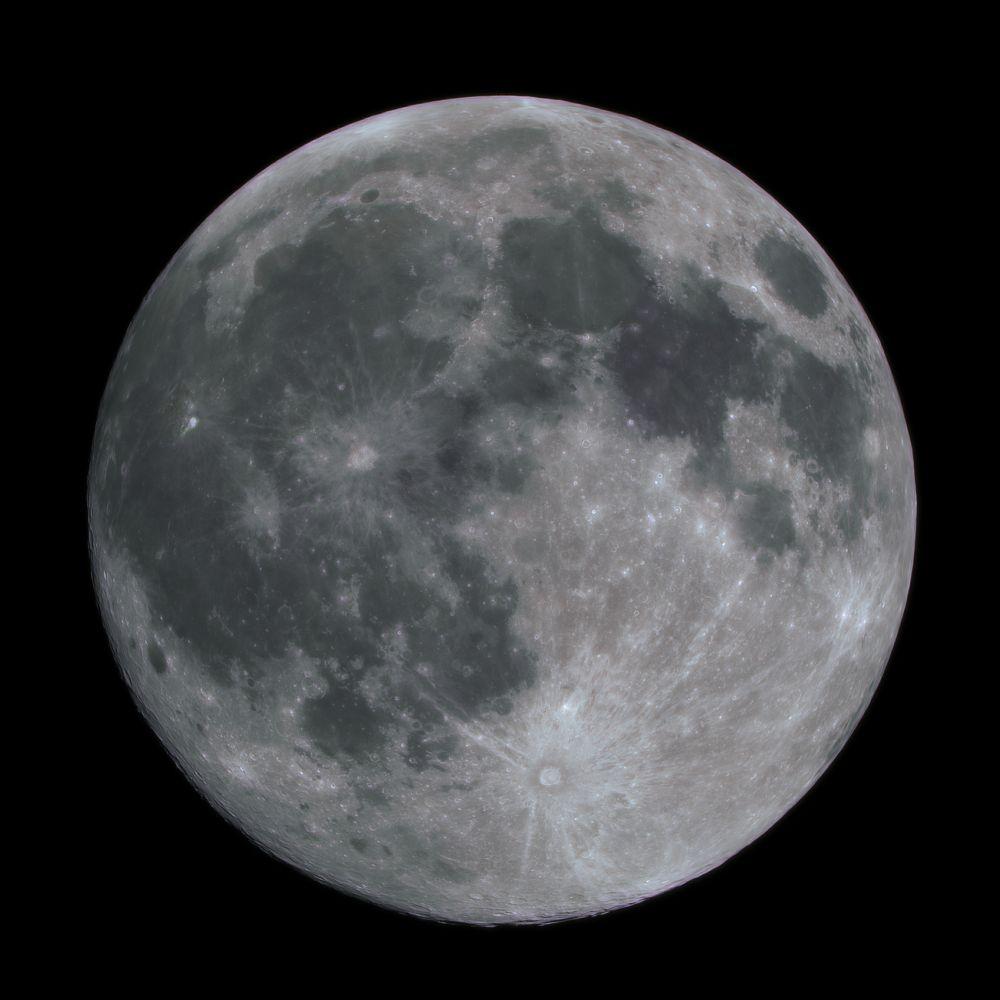 99,7% Луны