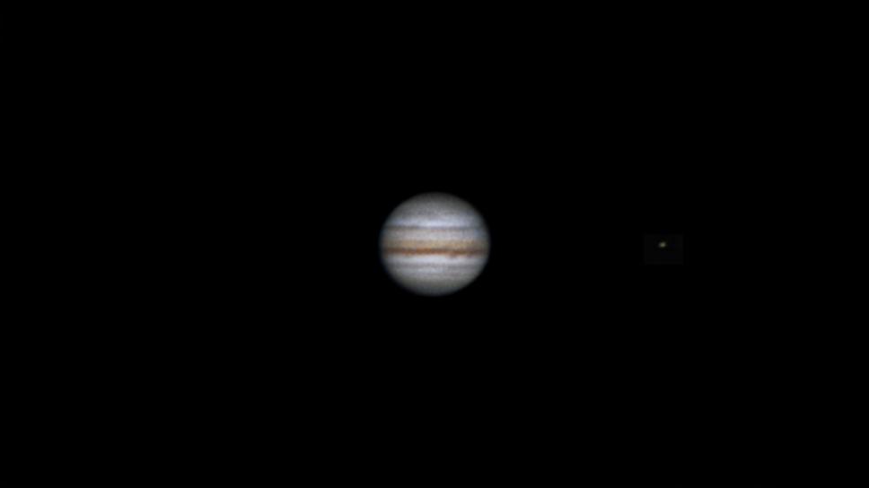 Юпитер. 24.08.2021