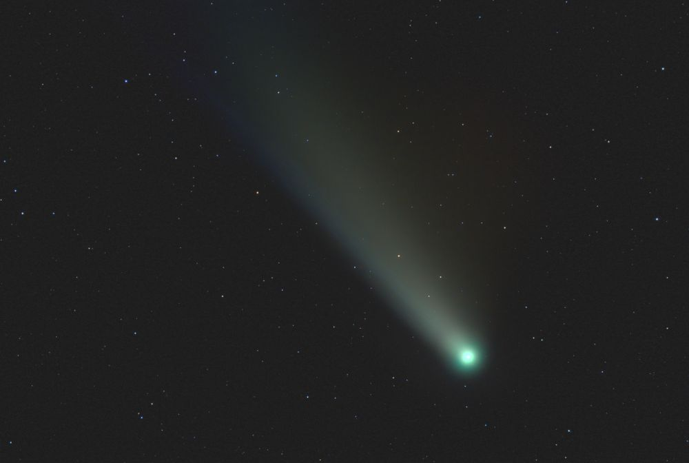 Comet C/2020 F3 (NEOWISE) 20.07.2020