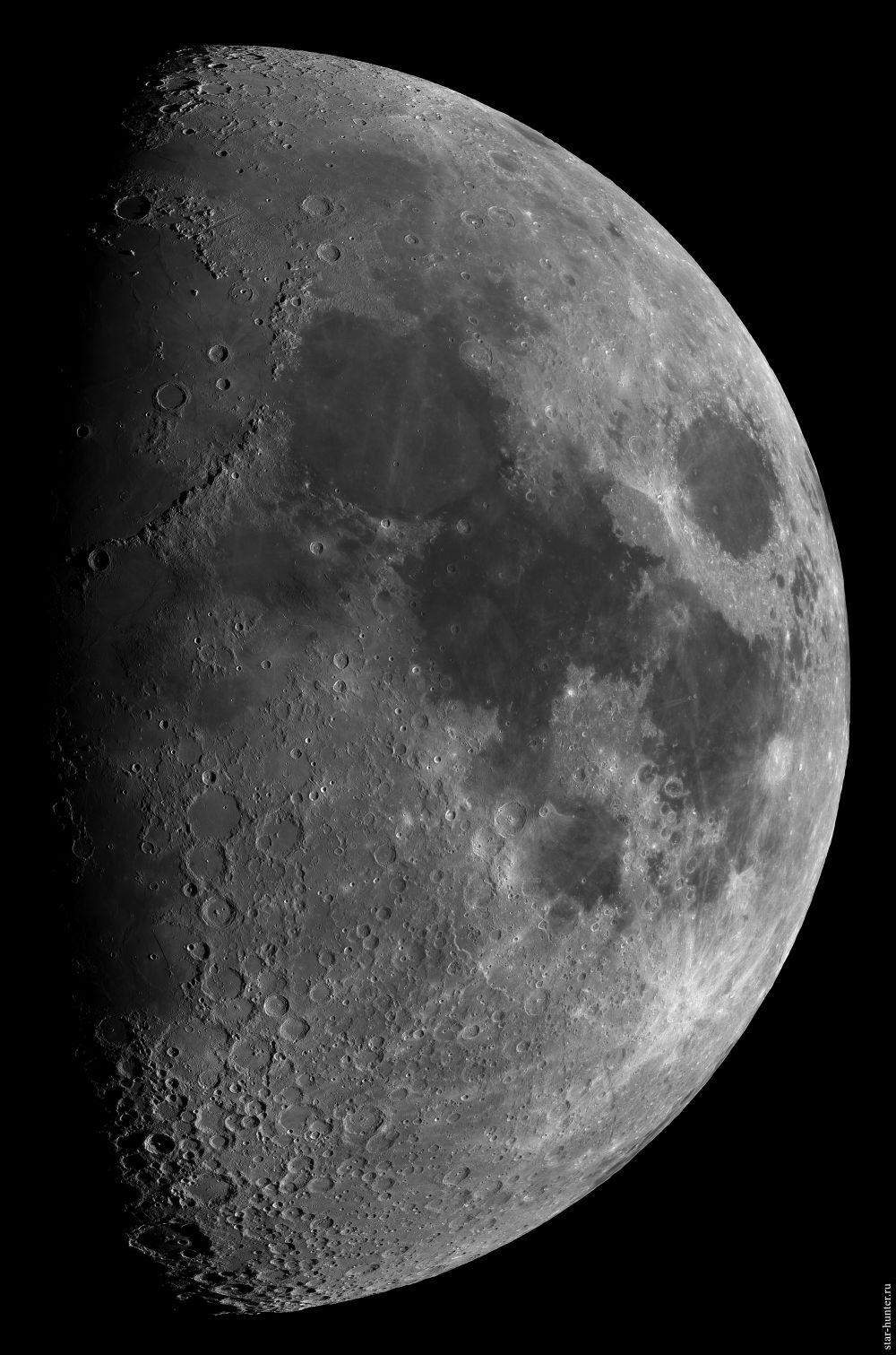 Lunar panorama, 25-03-2018
