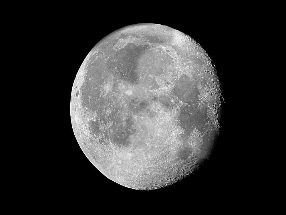 Первая панорама Луны