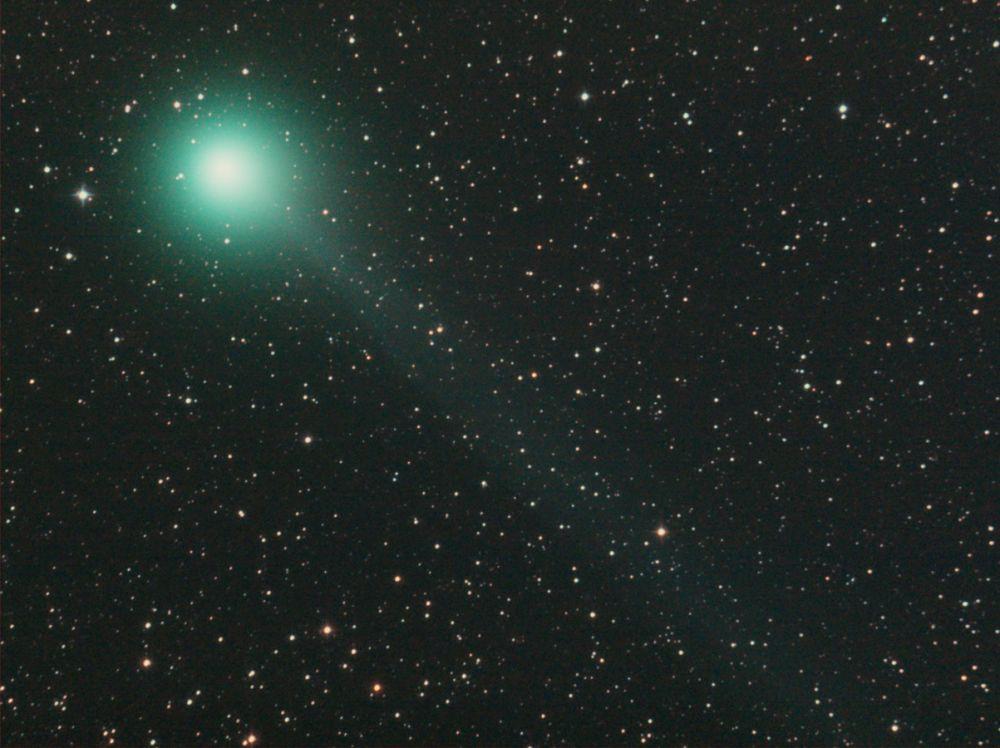 Комета C/2014 Q2 Lovejoy 150312