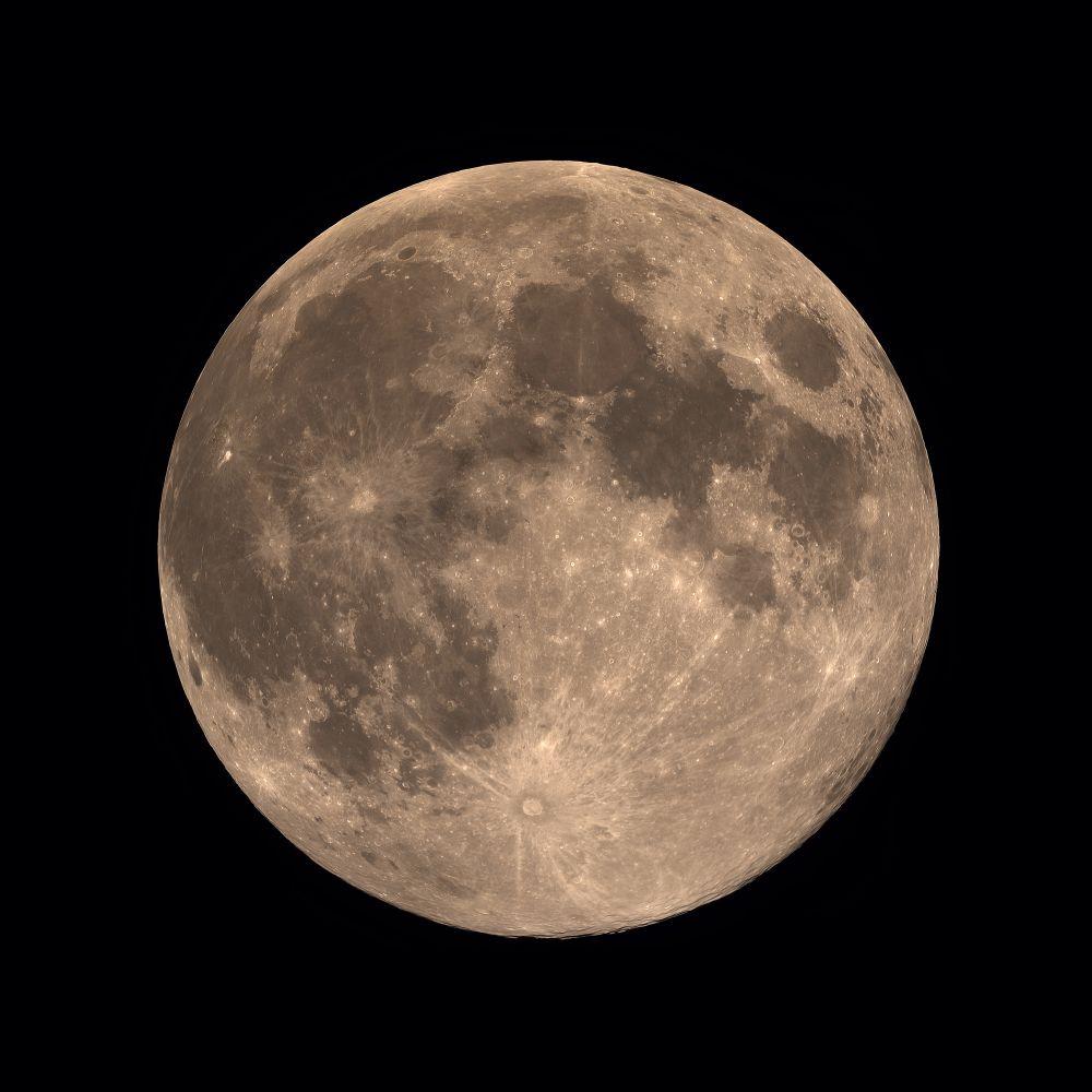 Луна 18.05.2019 мозайка