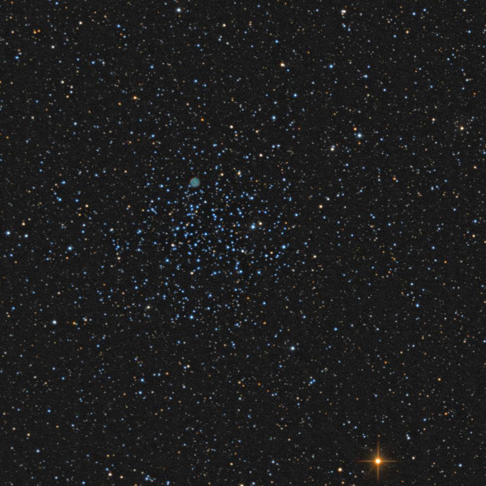 M46 & NGC2438