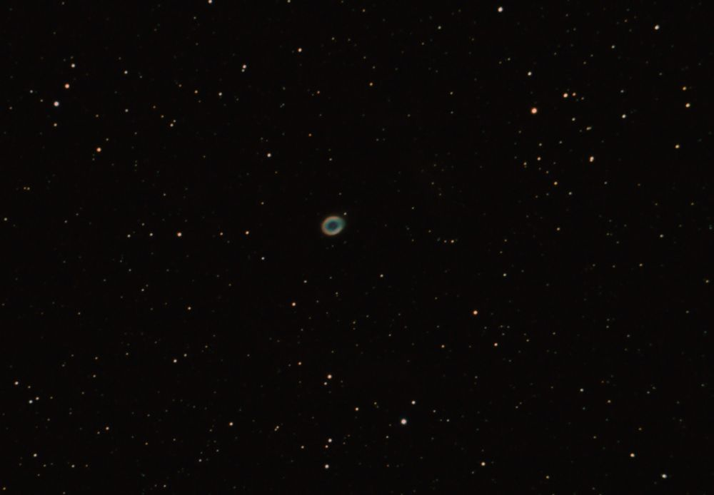 M57 - Туманность Кольцо