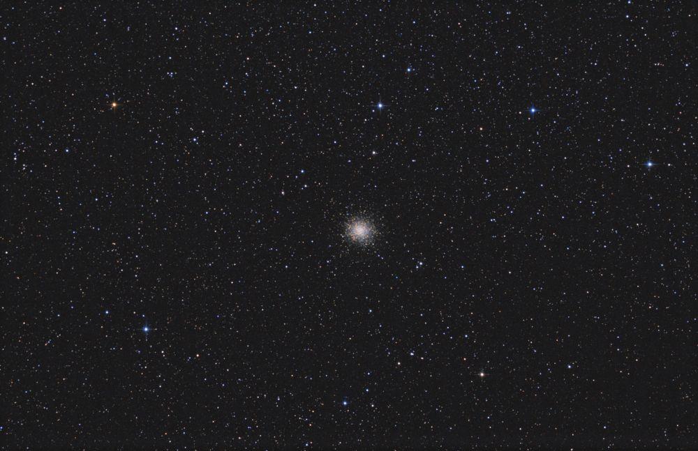 Globular cluster M14