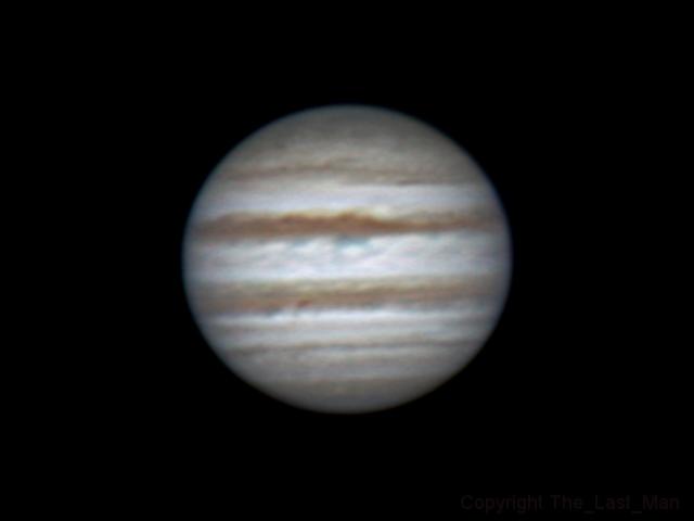 Jupiter (30 jan 2015, 22:40)