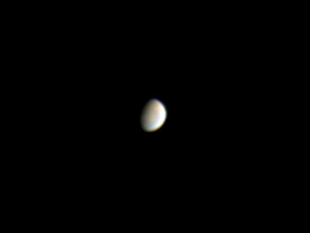 Venus, 4 june 2010, 21:38