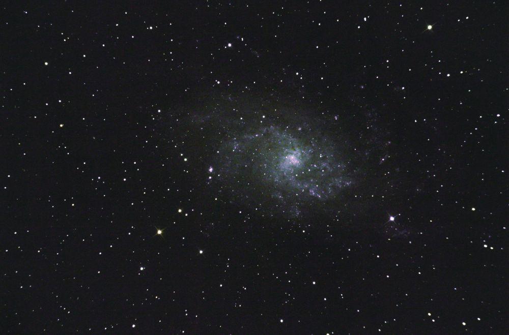 M33 - Галактика Треугольника