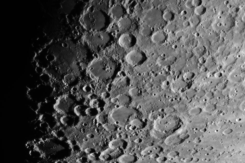 2018.02.23 Moon (Deslandres, Purbach, Regiomontanus, Walther, Stofler, Maurolycus)