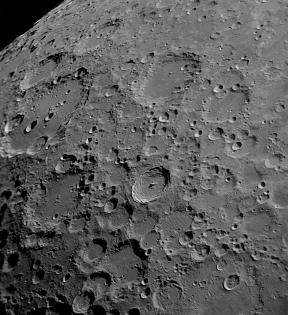 кратер Тихо, 200712