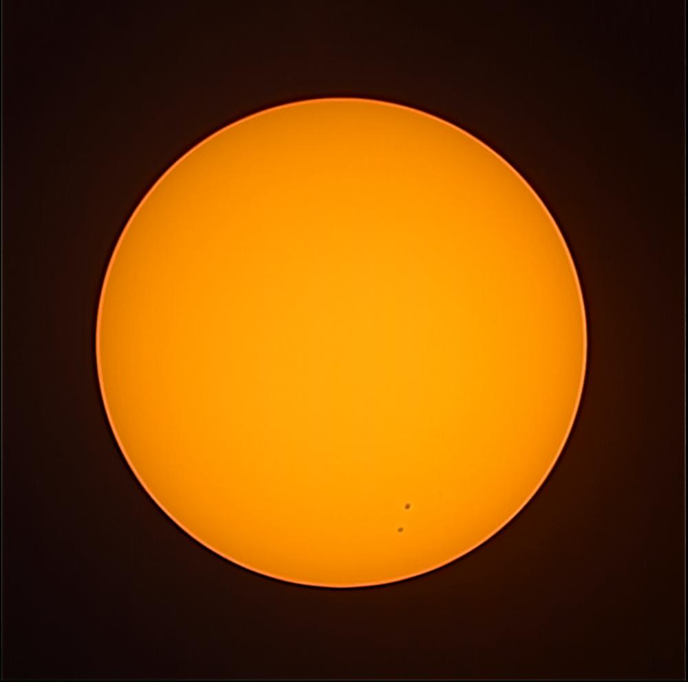 Солнце. 27.06.2021