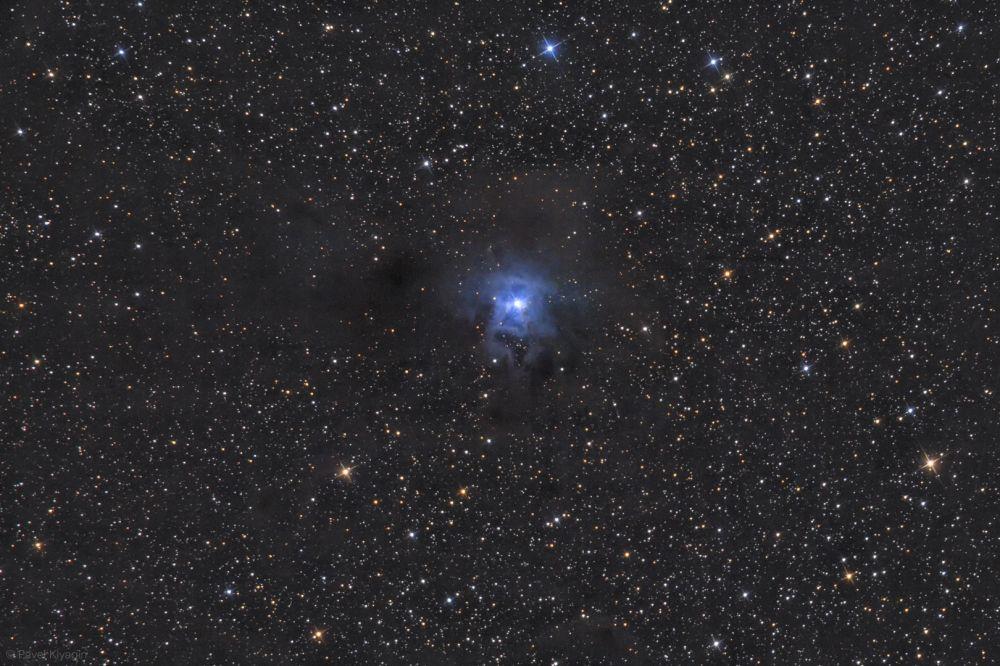 Отражательная туманность Ирис NGC 7023