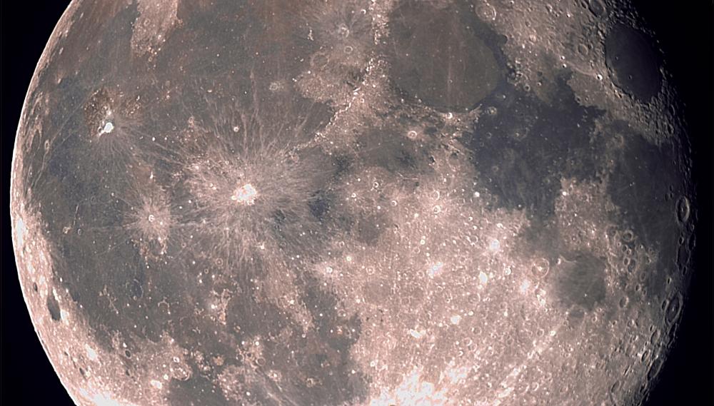 Луна. 04.10.2020