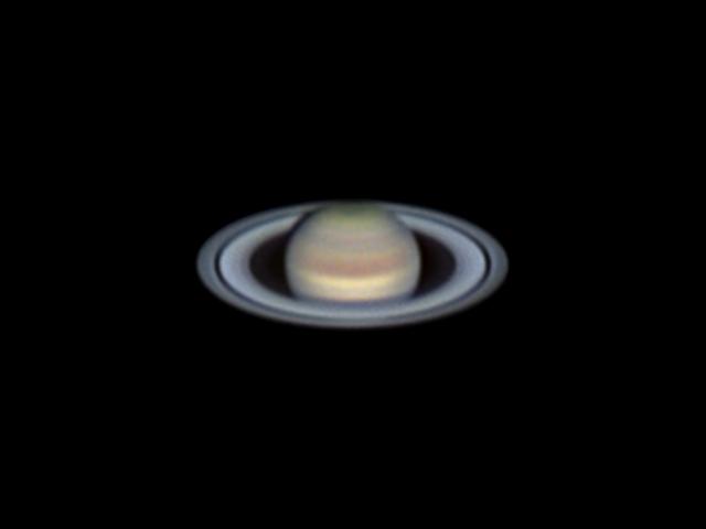 Saturn (12 july 2015, 21:28)