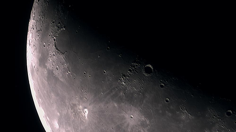 Луна. 10.10.2020