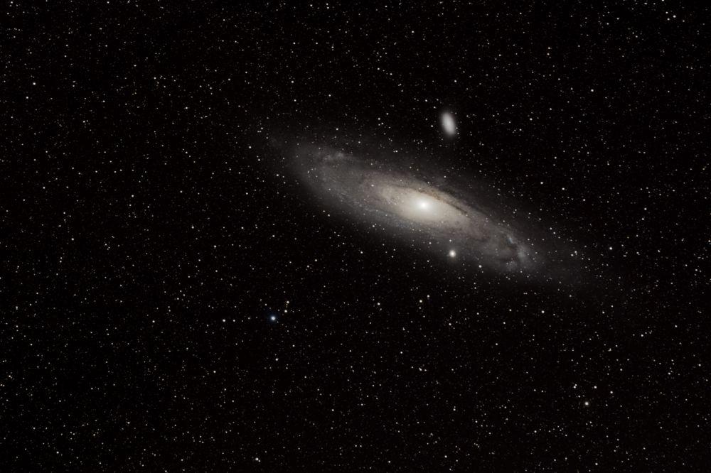 """Галактика М31 """"Туманность Андромеды"""""""