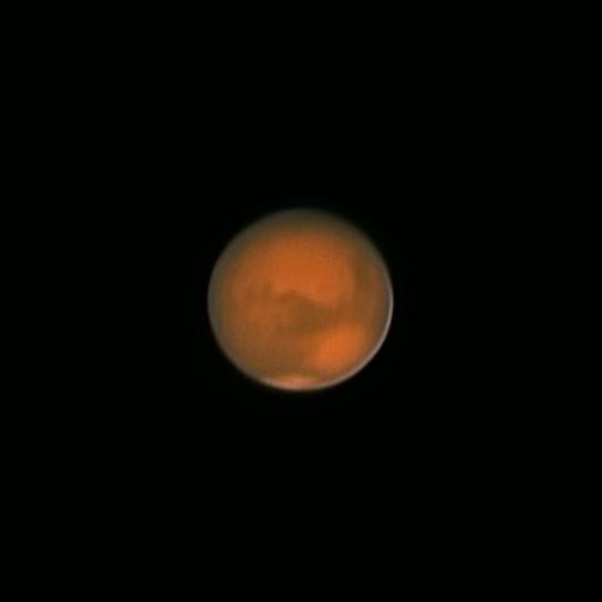 Марс 01.08.2018