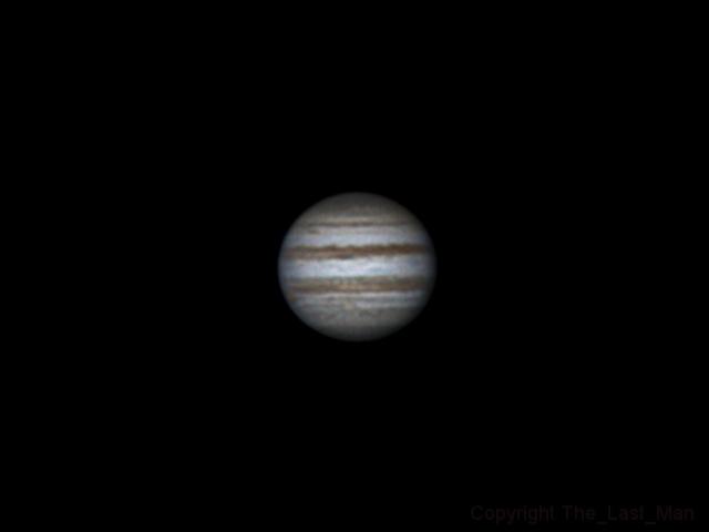 Jupiter, 14 january 2015, 23:05
