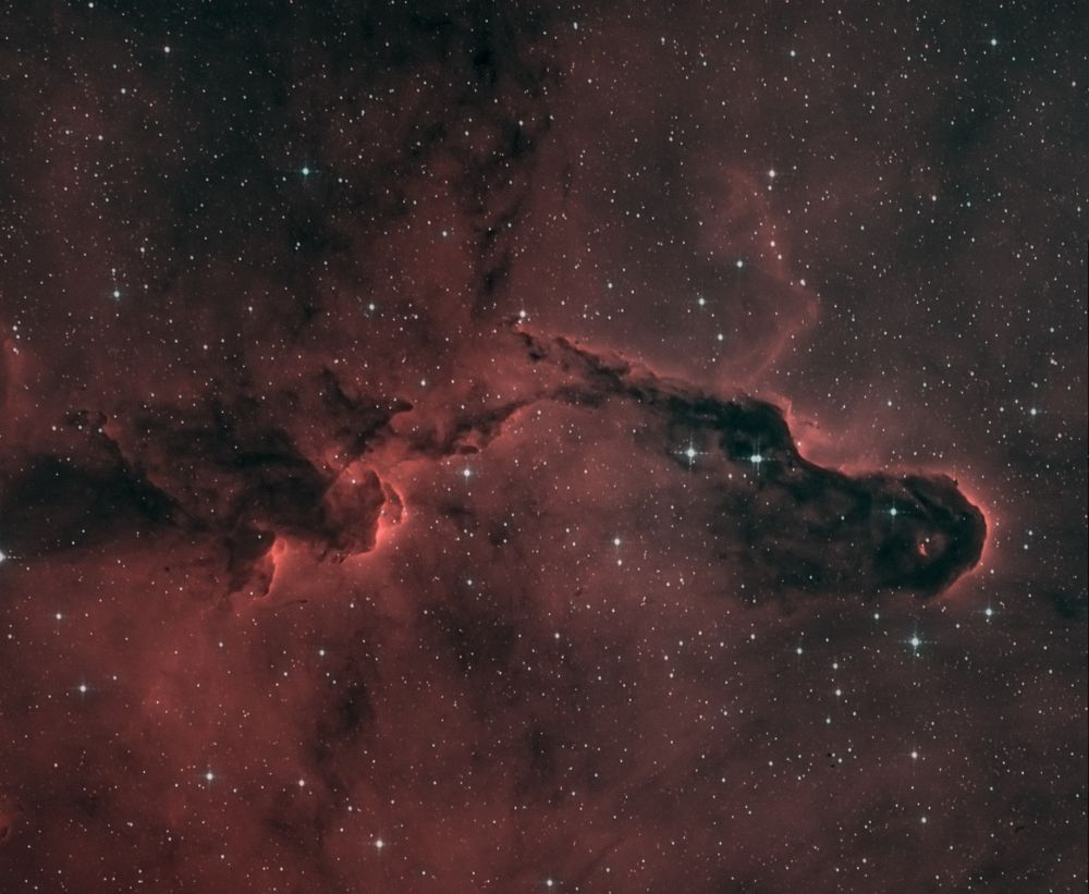 SMAUG nebula