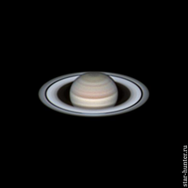 Saturn, June 23, 2019, 23:52.