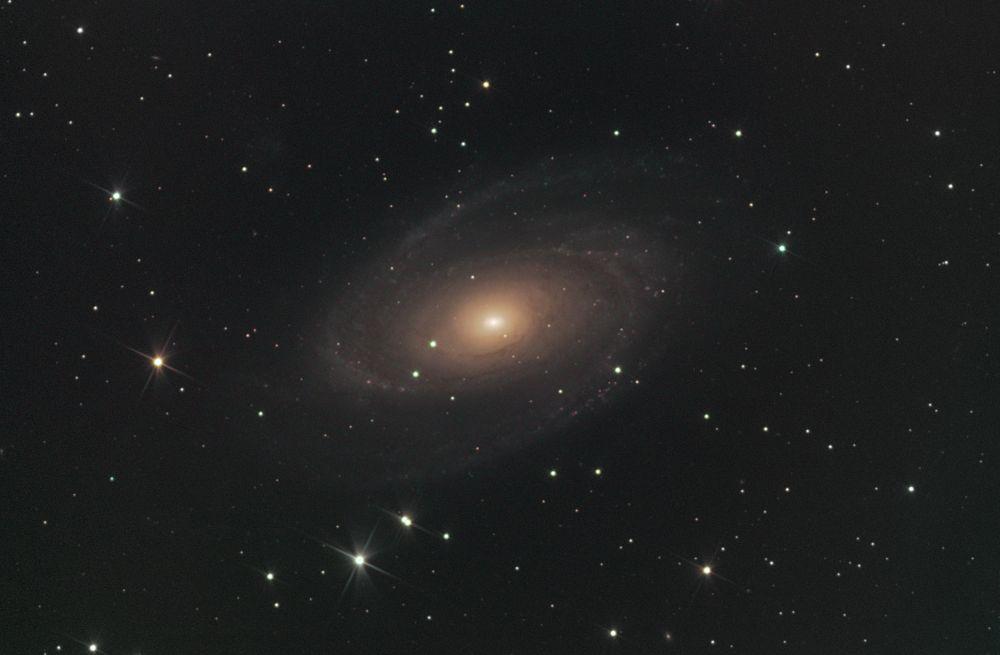 Галактика Боде, M 81
