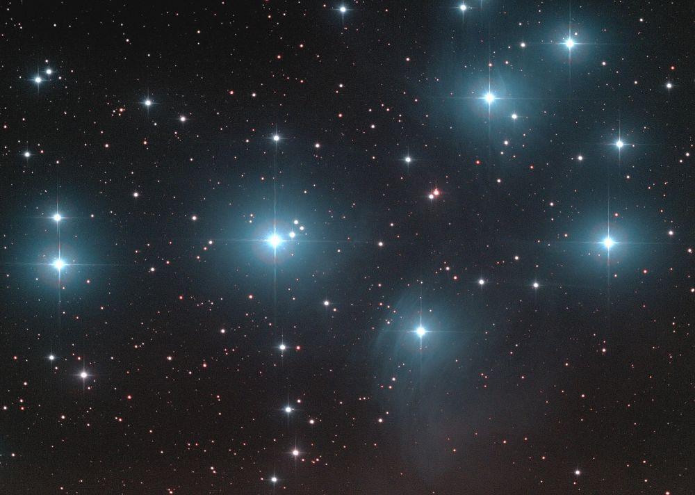 M45 - Плеяды