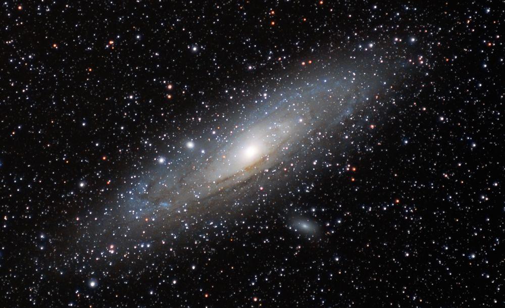 M31 Галактика Андромеды