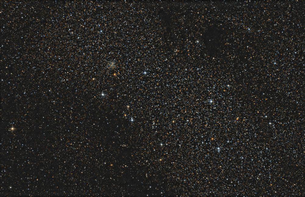 Sagittarius Star Cloud - M24, NGC6603, etc.