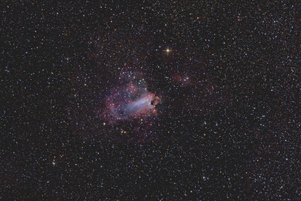 Omega Nebula - M17