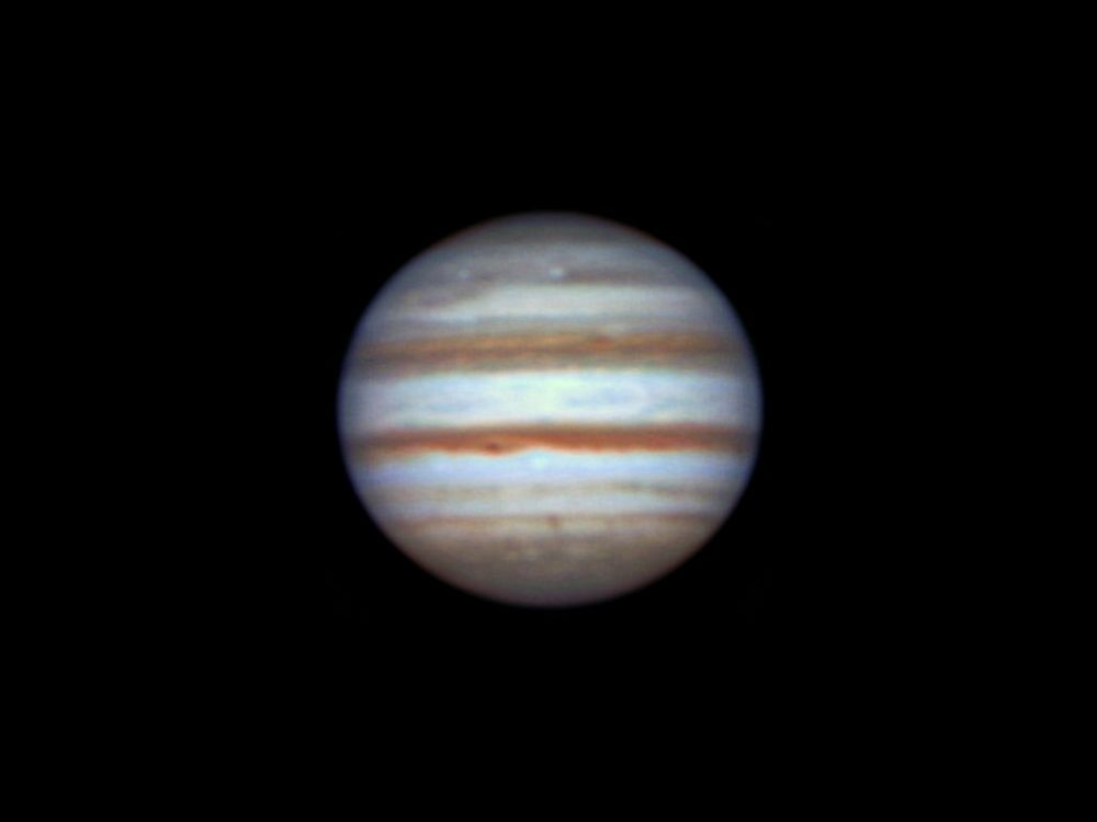 Jupiter, 24 november 2011, 23:48