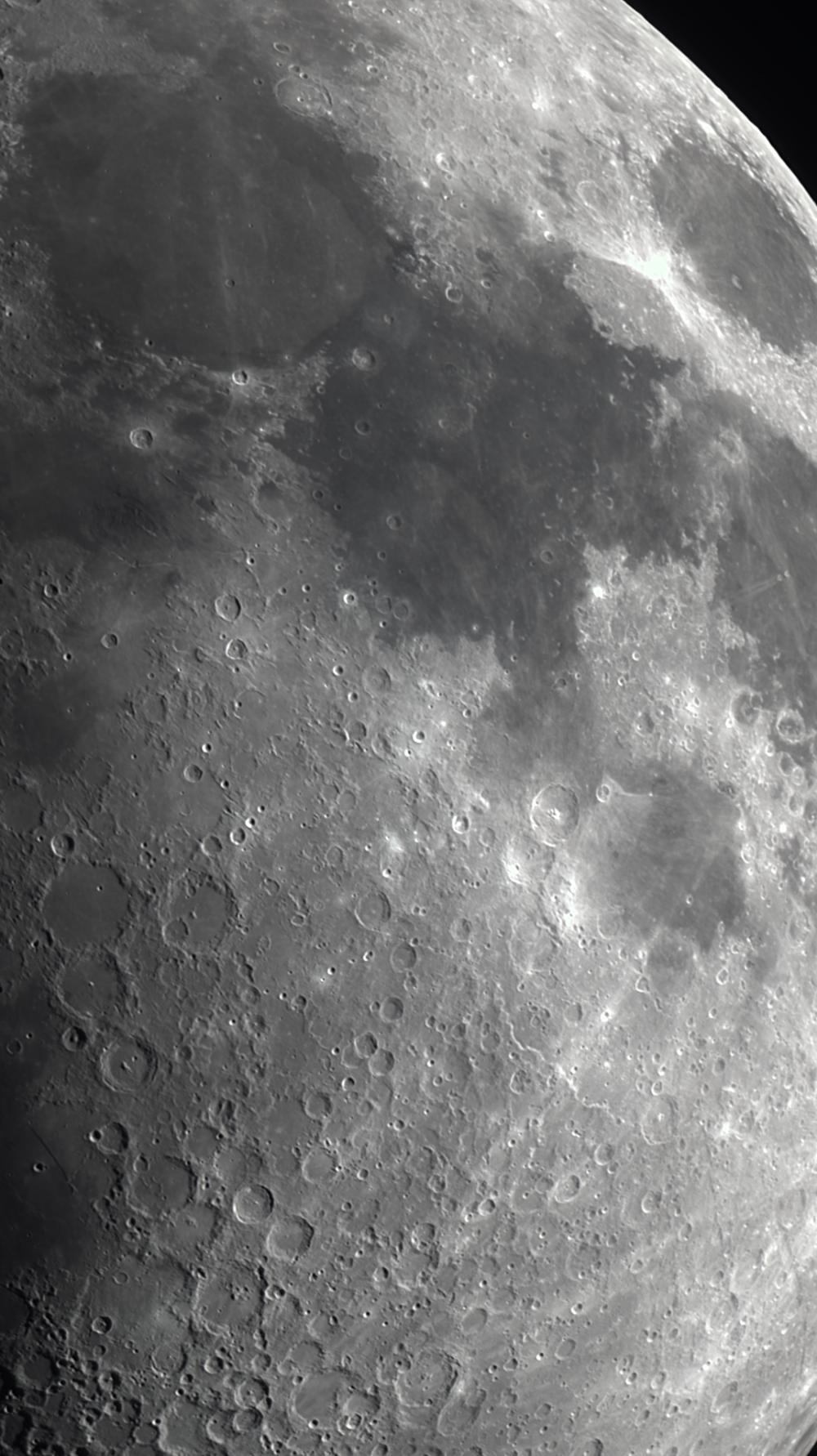 Луна. 22.03.2021