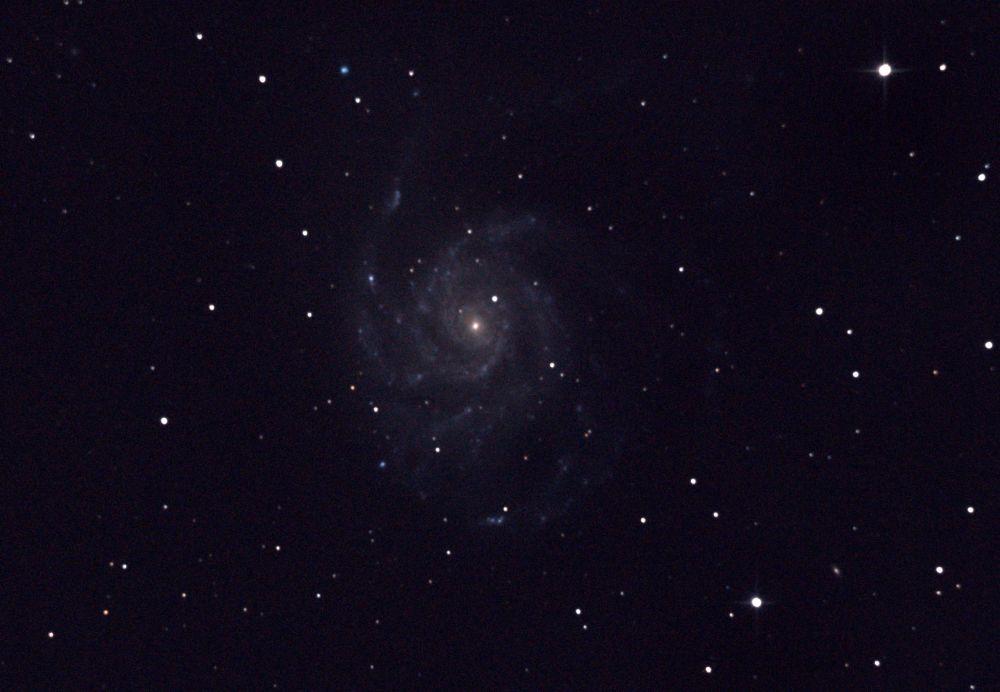 M 101 - Galaxy Pinwheel