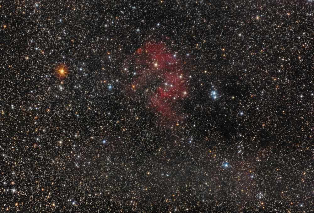 Туманность SH2-132