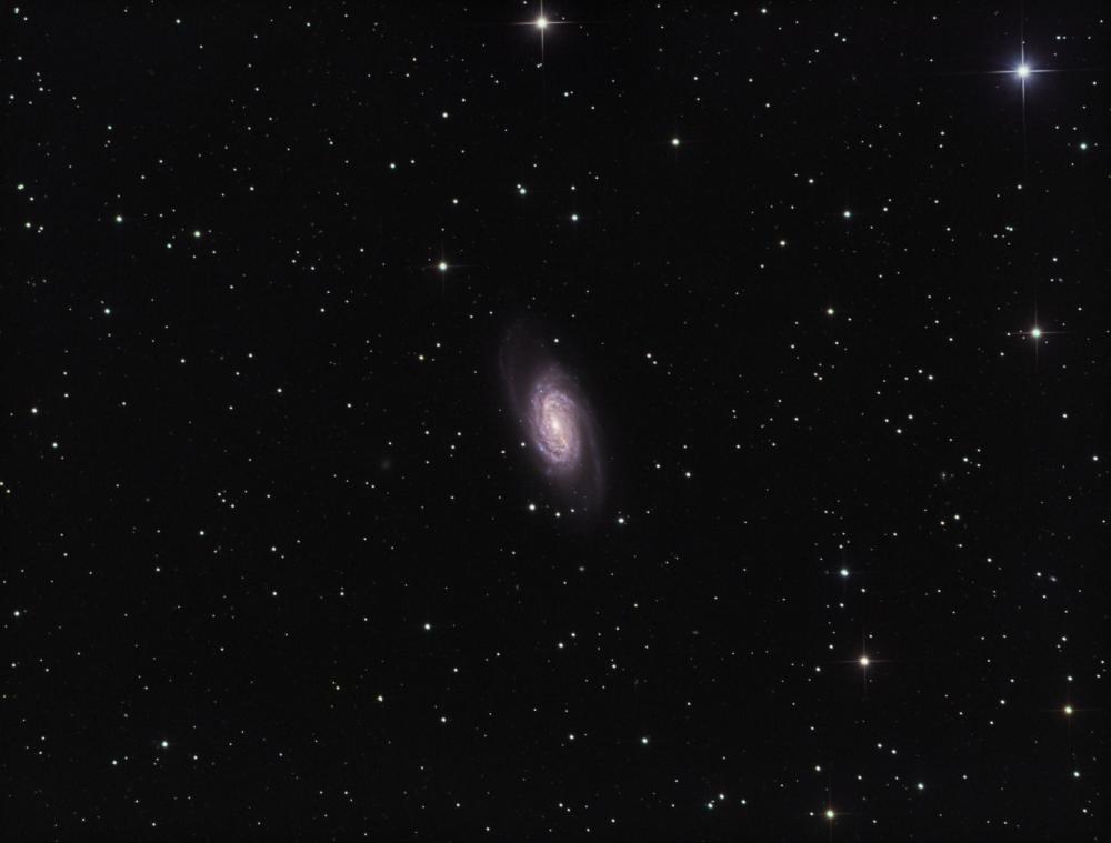 NGC 2903 in Leo LRGB