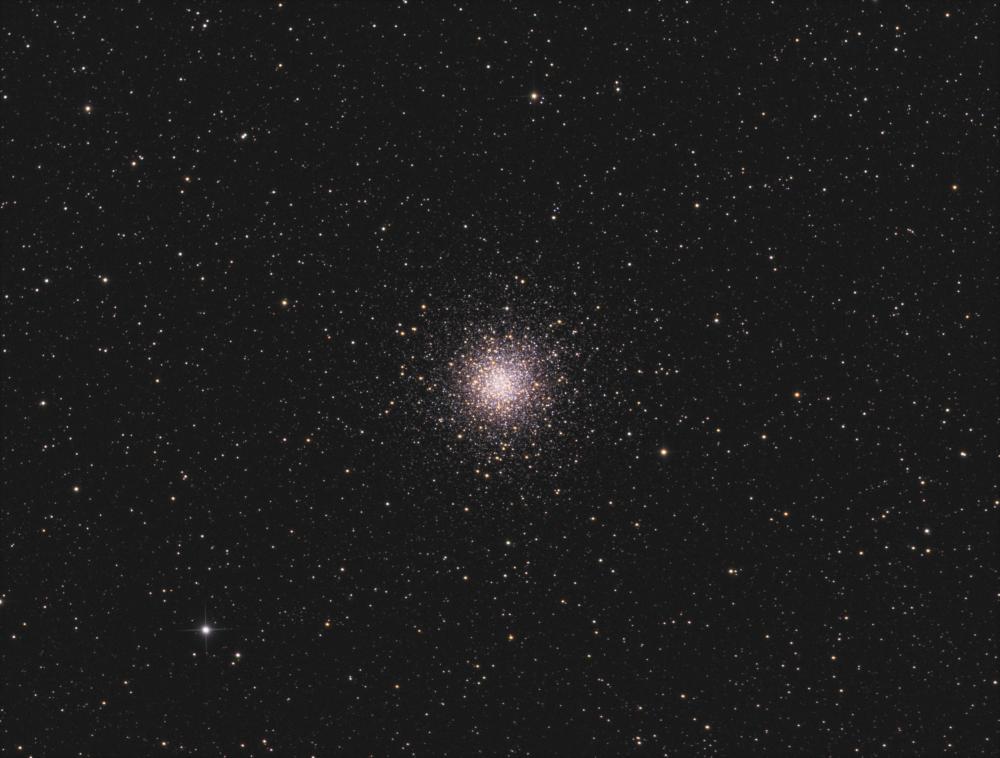 M 10 Ophi globular cluster LRGB