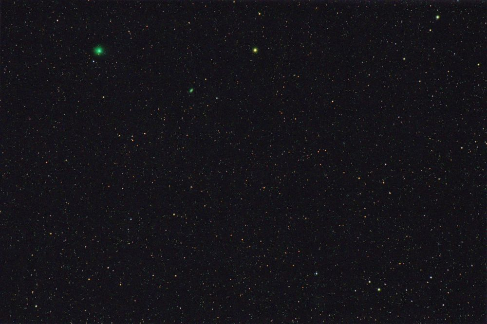 комета C/2018 Y1 (Ивамото)