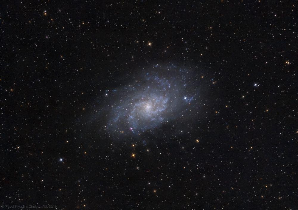 Галактика треугольника М31