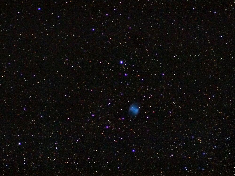 Планетарная туманность М27