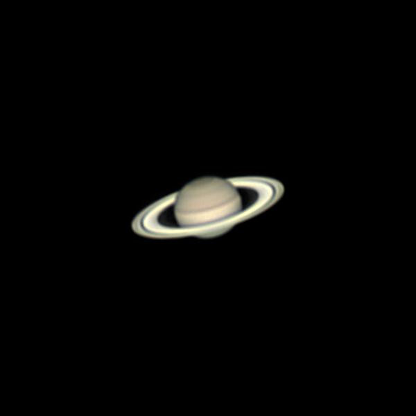 Сатурн в противостоянии 02.08.2021