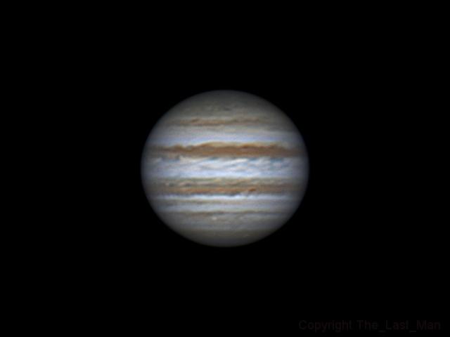 Jupiter (30 jan 2015, 23:36, 24 frames at WJ)