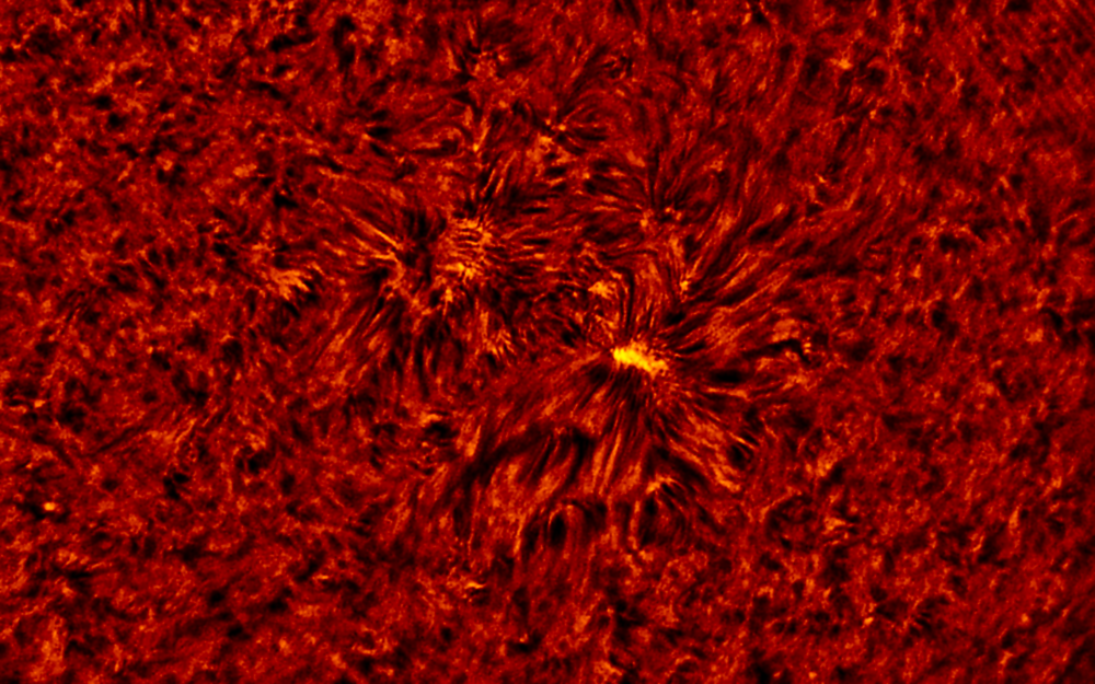 2020.05.02 Sun AR12760 H-Alpha (color)