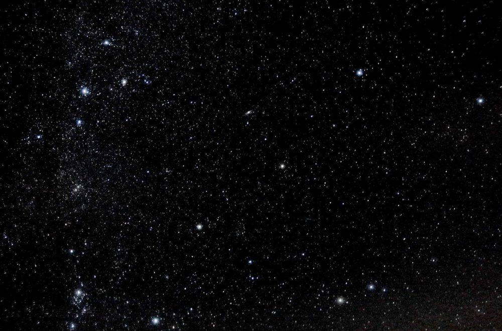 M31, Кассиопея