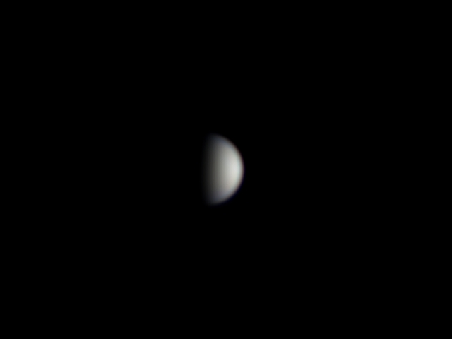 Venus (14 may 2015, 19:55)