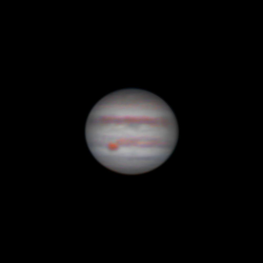 Юпитер 27 июня