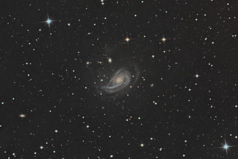 NGC 772, Arp78