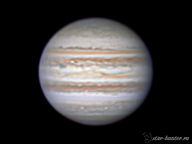 Jupiter (15 oct 2012, 4:08)