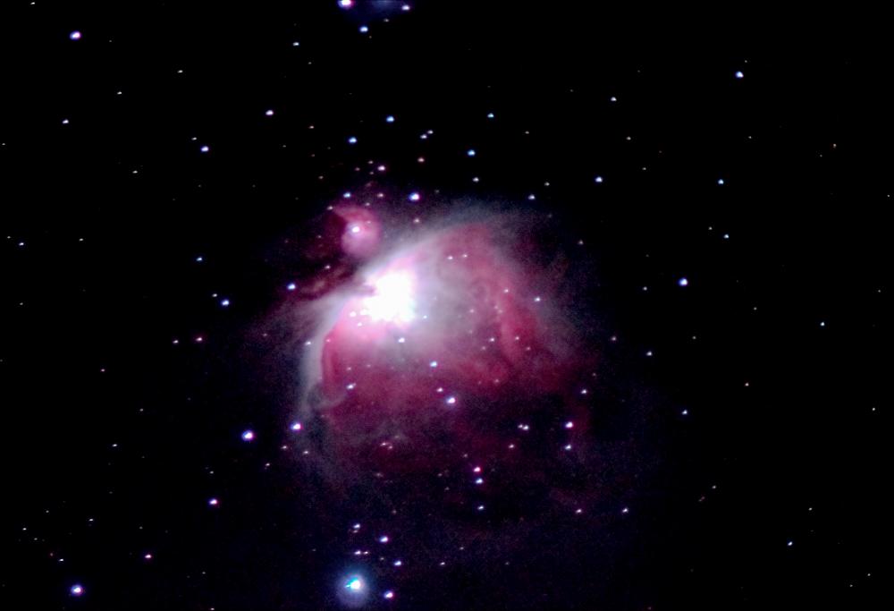 M42 - Туманность Ориона. 22.02.20