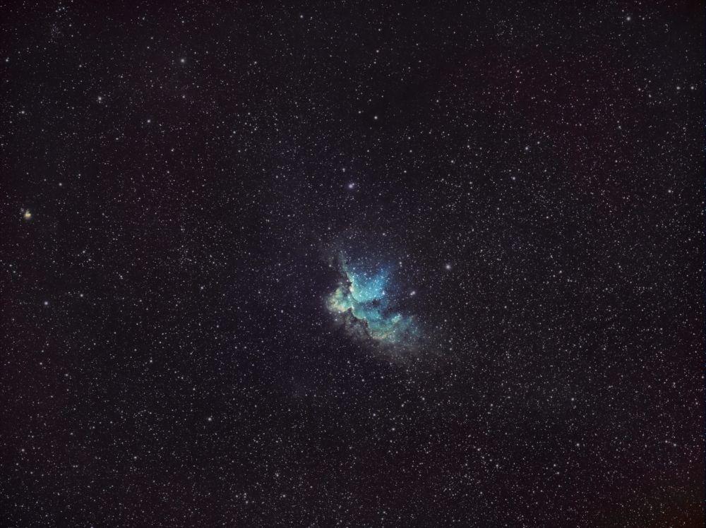 Туманность Колдун NGC 7380