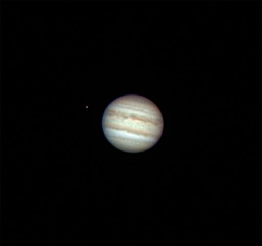 Юпитер 10 июля 2020